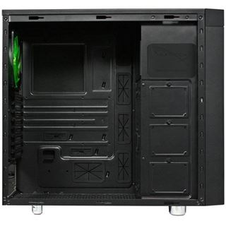 Nanoxia CoolForce 2 Rev. B schallgedämmt Midi Tower ohne