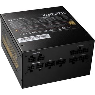 450 Watt BitFenix Whisper M Modular 80+ Gold