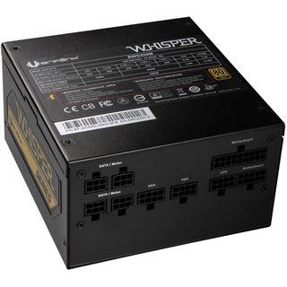 550 Watt BitFenix Whisper M Modular 80+ Gold