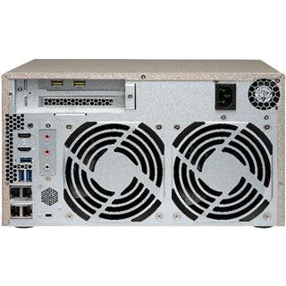 QNAP Turbo Station TVS-873-16G ohne Festplatten