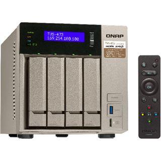 QNAP Turbo Station TVS-473-16G ohne Festplatten