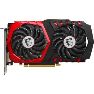 4GB MSI GeForce GTX 1050 Ti Gaming 4G Aktiv PCIe 3.0 x16 (Retail)