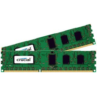 8GB Crucial CT2K51264BD160B DDR3L-1600 DIMM CL11 Dual Kit