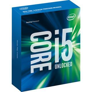 Intel Core i5 7600K 4x 3.80GHz So.1151 WOF