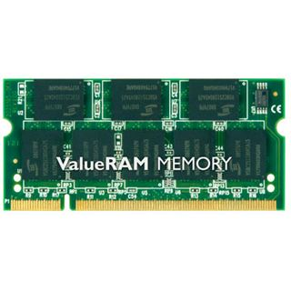 512MB Kingston ValueRAM DDR-333 SO-DIMM CL2.5 Single