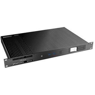 Akasa Galileo TU1 Thin Mini-ITX ohne Netzteil schwarz