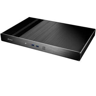 Akasa Galileo TU2 Thin Mini-ITX ohne Netzteil schwarz
