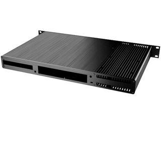 Akasa Galileo TU3 Thin Mini-ITX ohne Netzteil schwarz