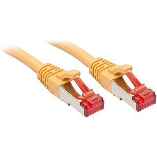 (€2,30*/1m) 3.00m Lindy Cat. 6 Patchkabel S/FTP RJ45 Stecker auf