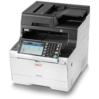 OKI MC573dn Laser-Multifunktionssystem 4-in-1