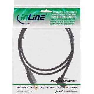 (€3,27*/1m) 1.50m InLine USB2.0 Adapterkabel USB A Stecker auf