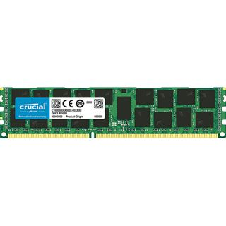 16GB Crucial CT16G3R186DM DDR3-1866 regECC DIMM CL13 Single