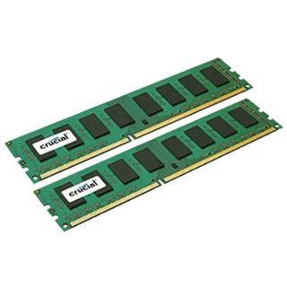 32GB Crucial CT2K204864BD160B DDR3-1600 DIMM CL11 Dual Kit