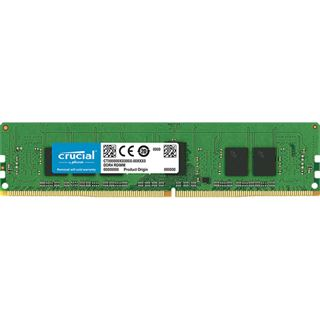 4GB Crucial CT4G4RFS8266 DDR4-2666 regECC DIMM CL19 Single