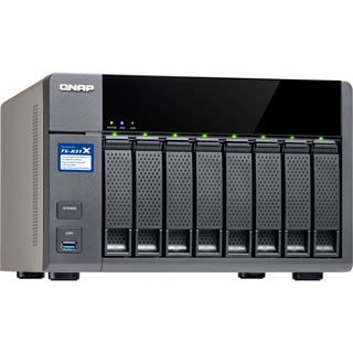 QNAP Turbo Station TS-831X-4G ohne Festplatten