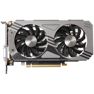 3GB ZOTAC GeForce GTX 1060 AMP! Edition Aktiv PCIe 3.0 x16 (Retail)