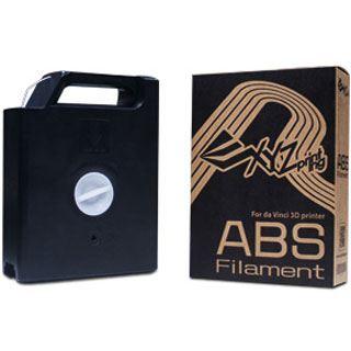 DaVinci Filamentcassette Cyber Yellow ABS für 3D Drucker Da Vinci