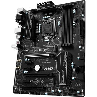 MSI Z270 PC MATE Intel Z270 So.1151 Dual Channel DDR ATX Retail