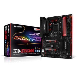 Gigabyte GA-Z270X-Ultra Gaming Intel Z270 So.1151 Dual Channel DDR