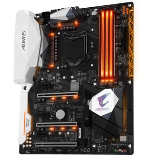 Gigabyte AORUS GA-Z270X-Gaming 5 Intel Z270 So.1151 Dual Channel DDR