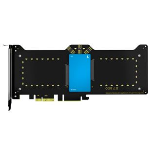 Angelbird Wings X2 RAID-Controller PCIe x1 für 2x SATA 6G HBA