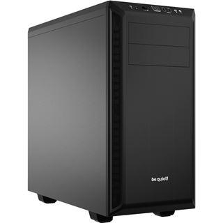be quiet! Pure Base 600 gedämmt Midi Tower ohne Netzteil schwarz