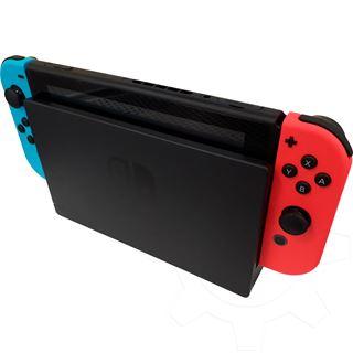 Nintendo Switch Konsole, schwarz/blau/rot