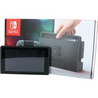 Nintendo Switch Konsole schwarz/grau
