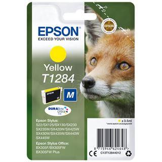 Epson Tinte T1284 C13T12844012 gelb