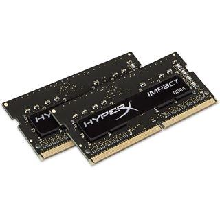 16GB HyperX Impact DDR4-2666 SO-DIMM CL15 Dual Kit