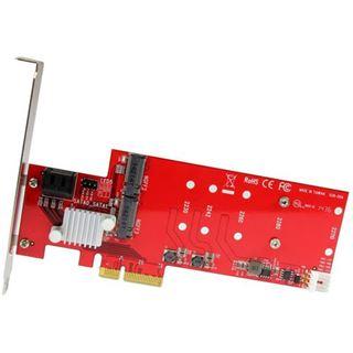Startech M.2 RAID CONTROLLER CARD PCIE