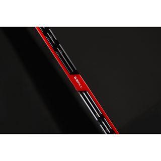 64GB G.Skill Trident Z silber/rot DDR4-3600 DIMM CL17 Quad Kit