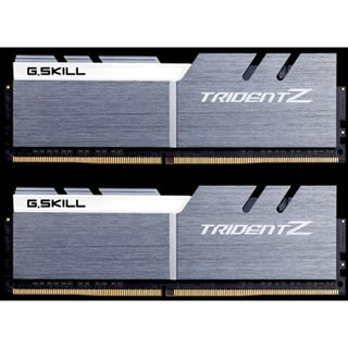 16GB G.Skill Trident Z silber/weiß DDR4-3866 DIMM CL18 Dual Kit