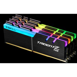 32GB G.Skill Trident Z RGB DDR4-3600 DIMM CL17 Quad Kit