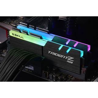 16GB G.Skill Trident Z RGB DDR4-4000 DIMM CL18 Dual Kit