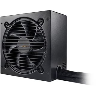 500 Watt be quiet! Pure Power 10 Non-Modular 80+ Silver