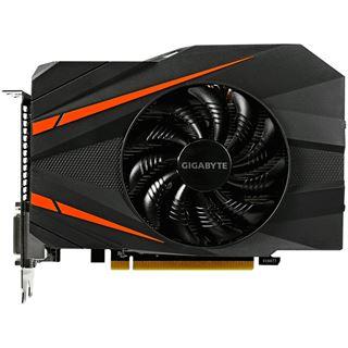 3GB Gigabyte GeForce GTX 1060 Mini ITX Aktiv PCIe 3.0 x16 (Retail)
