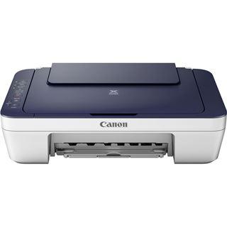 Canon PIXMA MG3052 blau/weiß Tinte Drucken / Scannen / Kopieren