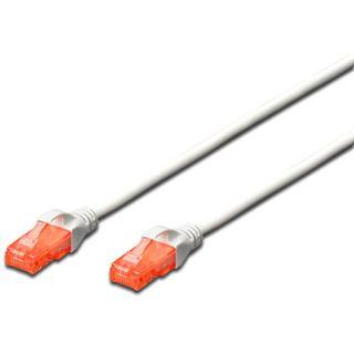 (€1,38*/1m) 5.00m Digitus Cat. 6 Patchkabel U/UTP RJ45 Stecker