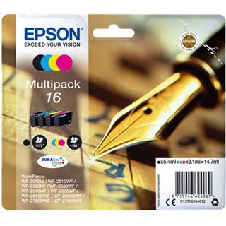 Epson Tinte 1x5.4ml/3x3.1ml Multip.