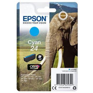 Epson Tinte 24 C13T24224012 cyan