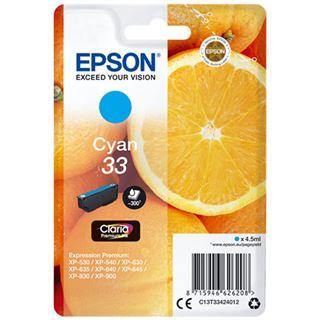 Epson Tinte 33 C13T33424012 cyan