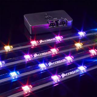 Corsair Lighting Node Pro Set, RGB-LED-Streifen (CL-9011109-WW)