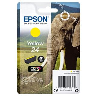 Epson Tinte 24 C13T24244012 gelb