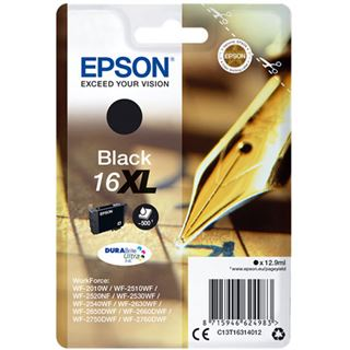 Epson Tinte C13T16314010 C13T16314012 schwarz