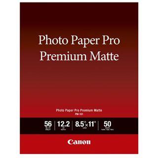 Canon Fotopapier Pro Premium PM-101 matt-glatt A3+ (330 x 483 mm) 210