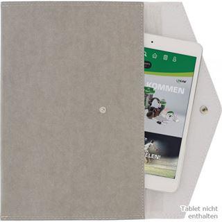 InLine OEcoSleeve L, Papier-Hülle/Sleeve für Tablets bis