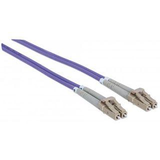 (€1,35*/1m) 20.00m Intellinet LWL Duplex Anschlusskabel 50/125