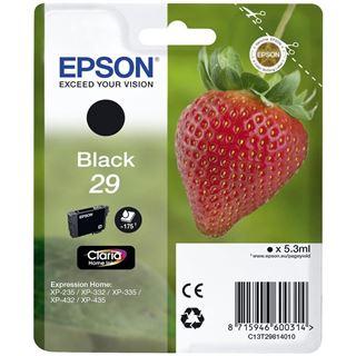 Epson C13T29814022 XP235 Tinte schwarz