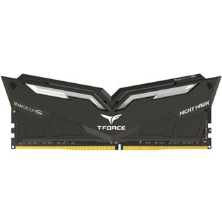16GB TeamGroup T-Force Nighthawk Blue DDR4-3000 DIMM CL16 Dual Kit